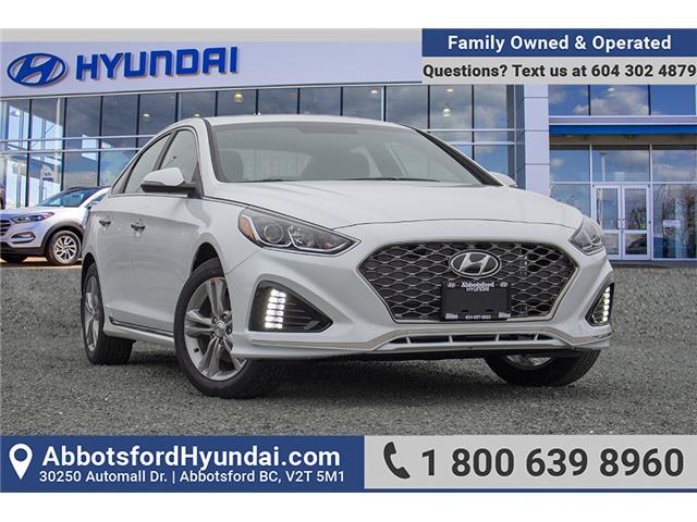 2019 Hyundai Sonata ESSENTIAL (Stk: KS756248) in Abbotsford - Image 1 of 27