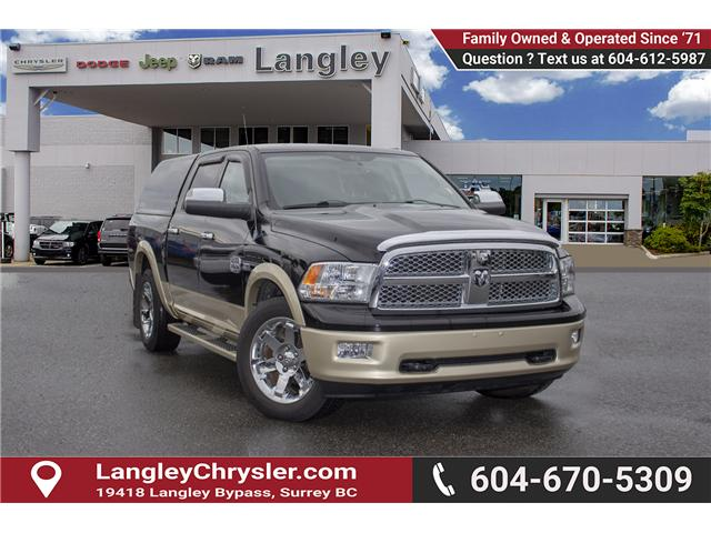 2012 RAM 1500 Laramie Longhorn/Limited Edition (Stk: EE899090A) in Surrey - Image 1 of 29