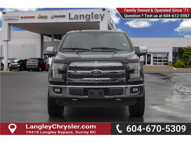 2016 Ford F-150 Lariat (Stk: J846080A) in Surrey - Image 2 of 27