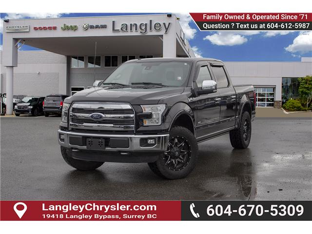 2016 Ford F-150 Lariat (Stk: J846080A) in Surrey - Image 3 of 27