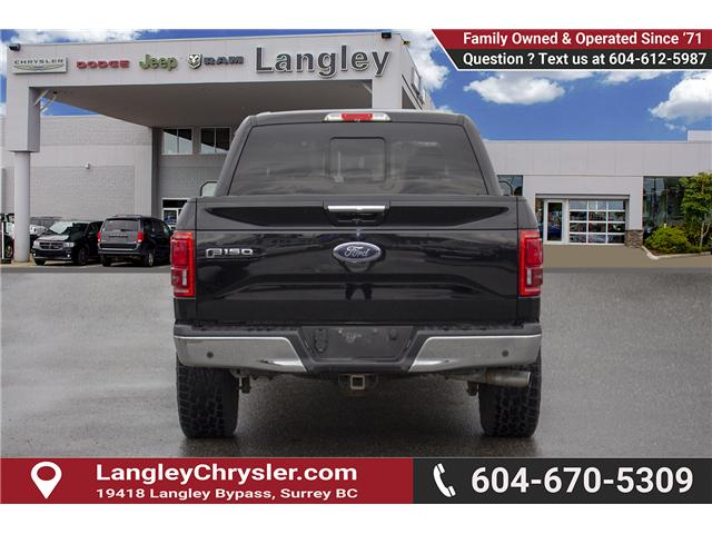 2016 Ford F-150 Lariat (Stk: J846080A) in Surrey - Image 5 of 27