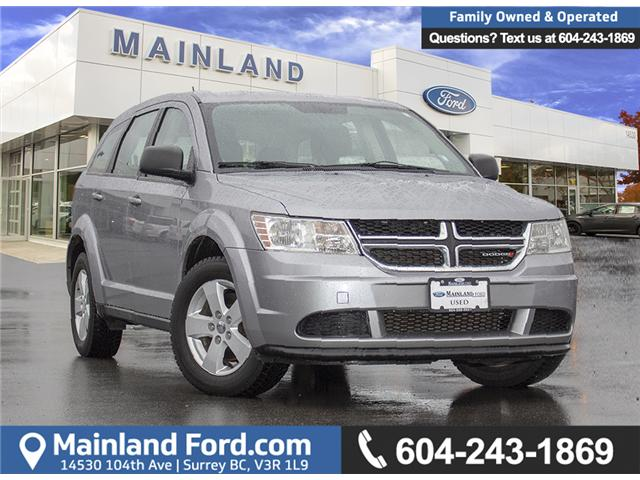 2015 Dodge Journey CVP/SE Plus (Stk: 8F19094A) in Surrey - Image 1 of 28