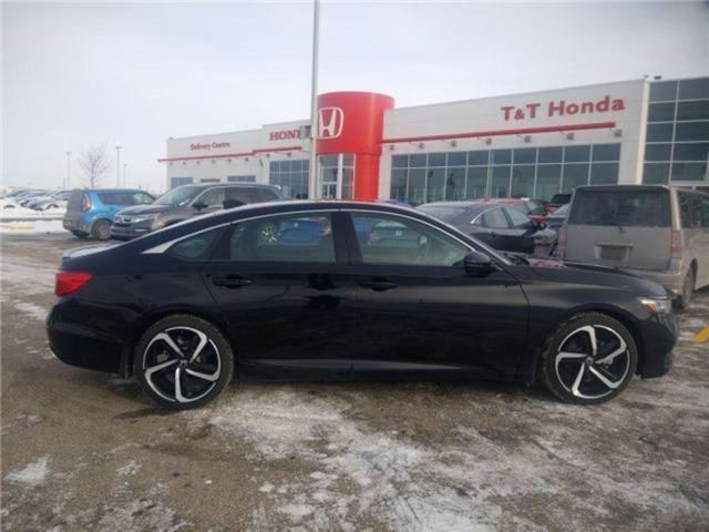 2019 Honda Accord Sport 1.5T (Stk: 2190376) in Calgary - Image 2 of 9