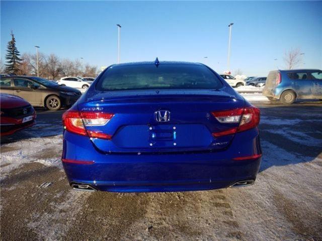 2019 Honda Accord Sport 1.5T (Stk: 2190374) in Calgary - Image 7 of 9