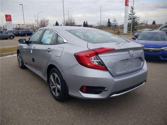 2019 Honda Civic LX (Stk: 2190196) in Calgary - Image 3 of 9