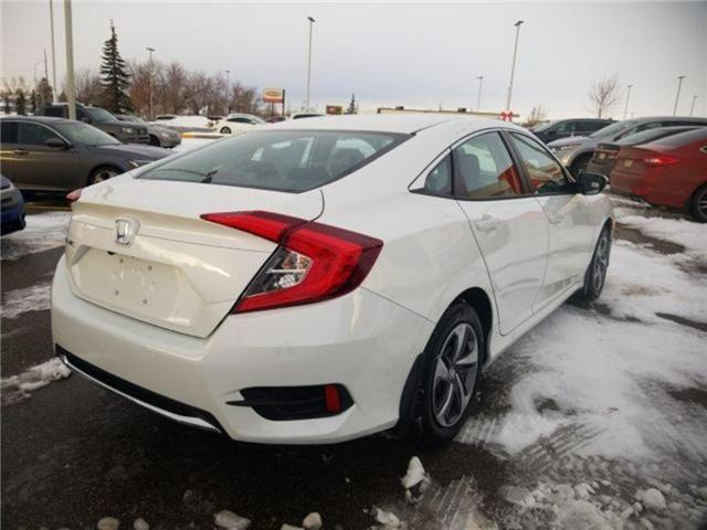 2019 Honda Civic LX (Stk: 2190219) in Calgary - Image 2 of 9