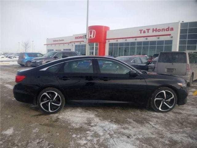 2018 Honda Accord Sport (Stk: 6181595) in Calgary - Image 2 of 9