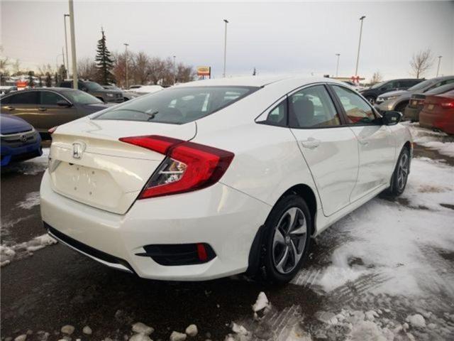 2019 Honda Civic LX (Stk: 2190232) in Calgary - Image 2 of 9