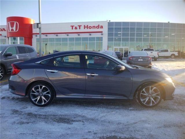 2019 Honda Civic Touring (Stk: 2190362) in Calgary - Image 2 of 9