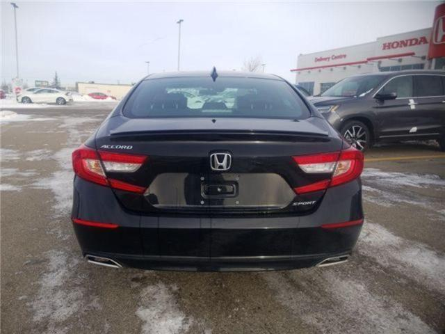 2019 Honda Accord Sport 1.5T (Stk: 2190370) in Calgary - Image 7 of 9
