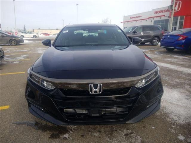 2019 Honda Accord Sport 1.5T (Stk: 2190370) in Calgary - Image 9 of 9
