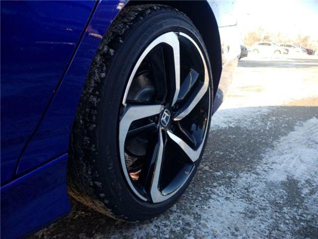 2019 Honda Accord Sport 1.5T (Stk: 2190259) in Calgary - Image 5 of 9