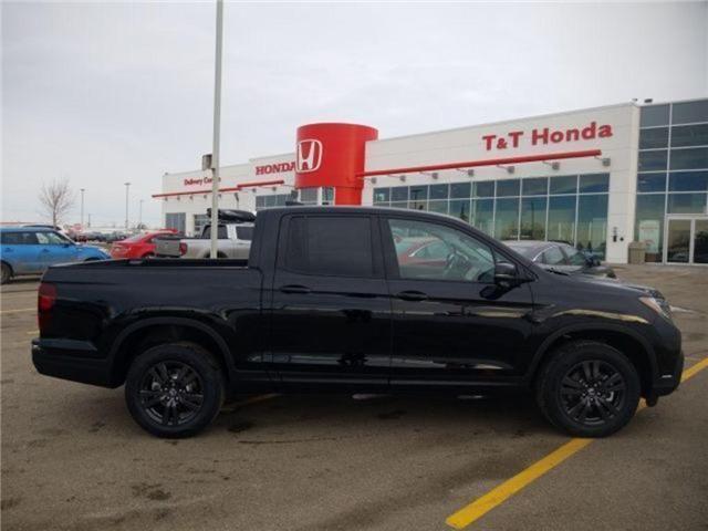 2019 Honda Ridgeline Sport (Stk: 2190295) in Calgary - Image 2 of 9