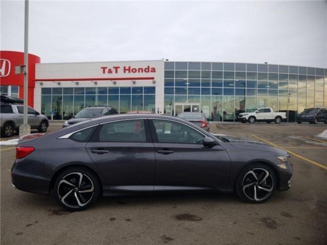 2019 Honda Accord Sport 2.0T (Stk: 2190296) in Calgary - Image 2 of 9