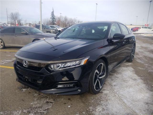 2019 Honda Accord Sport 2.0T (Stk: 2190294) in Calgary - Image 4 of 9