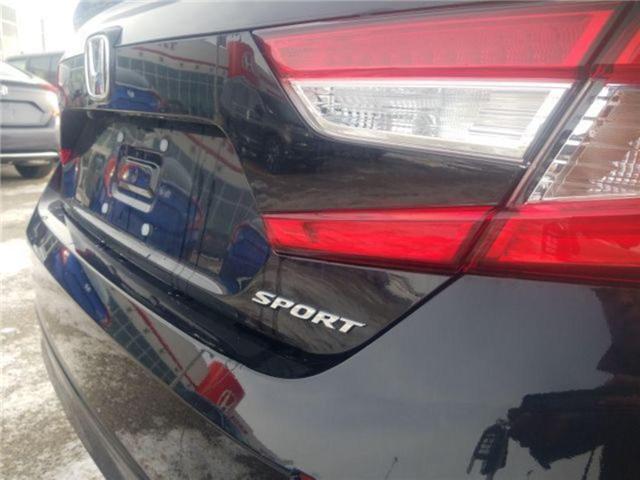 2019 Honda Accord Sport 2.0T (Stk: 2190294) in Calgary - Image 6 of 9