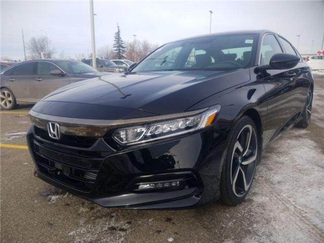 2019 Honda Accord Sport 2.0T (Stk: 2190294) in Calgary - Image 8 of 9