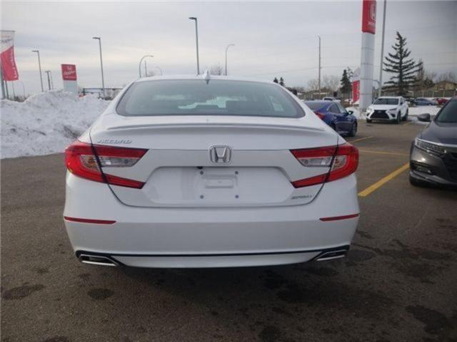 2019 Honda Accord Sport 1.5T (Stk: 2190312) in Calgary - Image 7 of 9