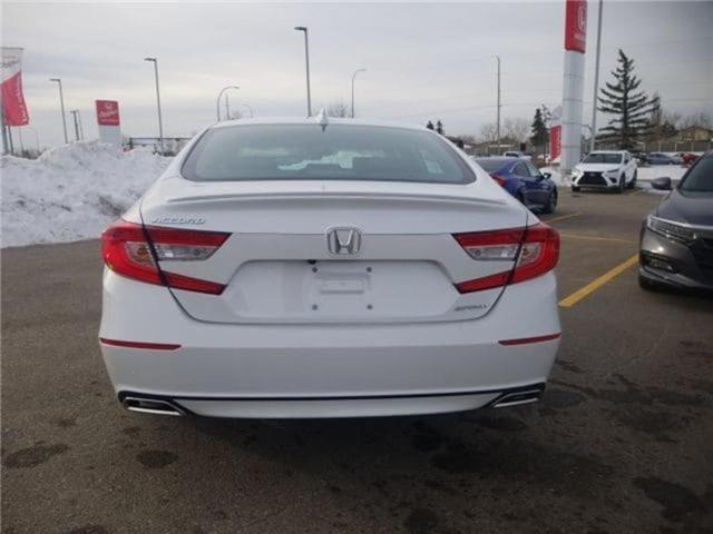 2019 Honda Accord Sport 1.5T (Stk: 2190313) in Calgary - Image 7 of 9