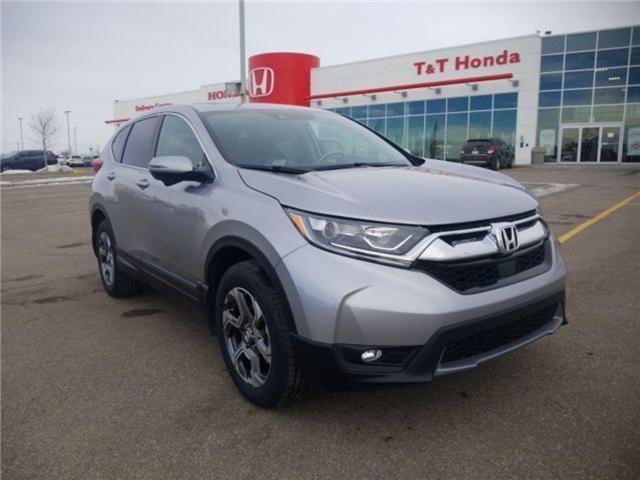 2019 Honda CR-V EX-L (Stk: 2190326) in Calgary - Image 1 of 9