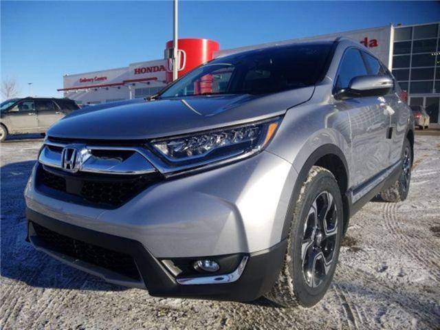2019 Honda CR-V Touring (Stk: 2190339) in Calgary - Image 8 of 9