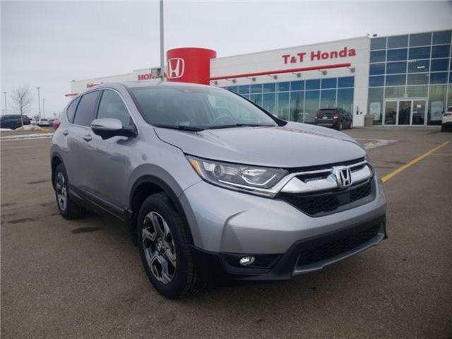 2019 Honda CR-V EX-L (Stk: 2190363) in Calgary - Image 1 of 9