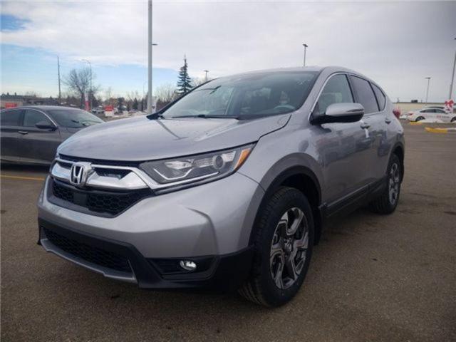 2019 Honda CR-V EX-L (Stk: 2190363) in Calgary - Image 4 of 9