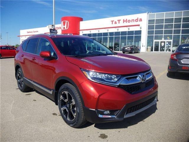 2018 Honda CR-V Touring (Stk: 2180201) in Calgary - Image 1 of 9