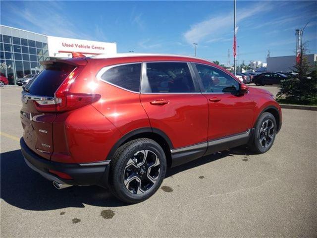 2018 Honda CR-V Touring (Stk: 2180201) in Calgary - Image 2 of 9