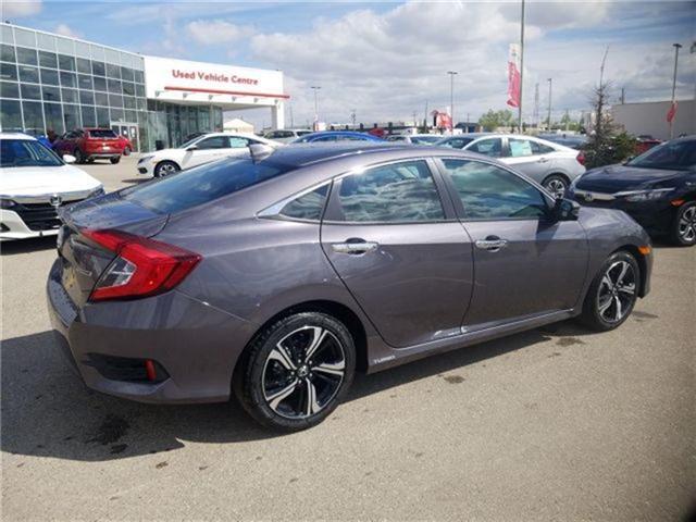 2018 Honda Civic Touring (Stk: 2180803) in Calgary - Image 2 of 8