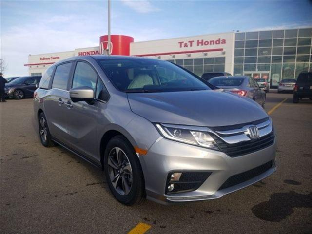 2019 Honda Odyssey EX-L (Stk: 2190018) in Calgary - Image 1 of 9