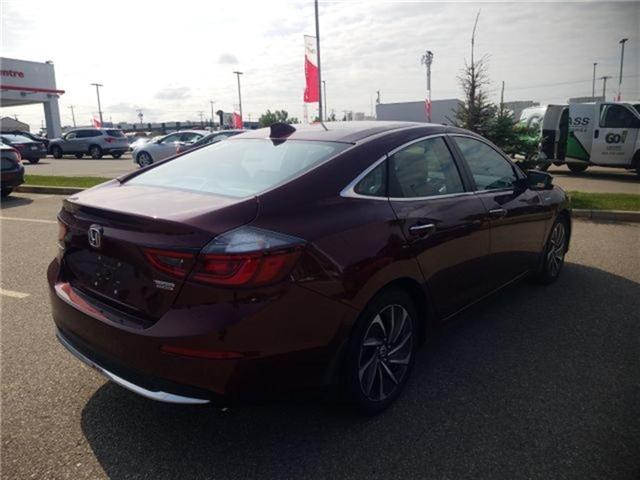 2019 Honda Insight Touring (Stk: 2190054) in Calgary - Image 2 of 9