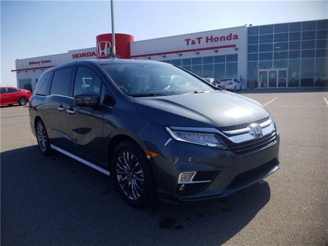 2019 Honda Odyssey Touring (Stk: 2190055) in Calgary - Image 1 of 9