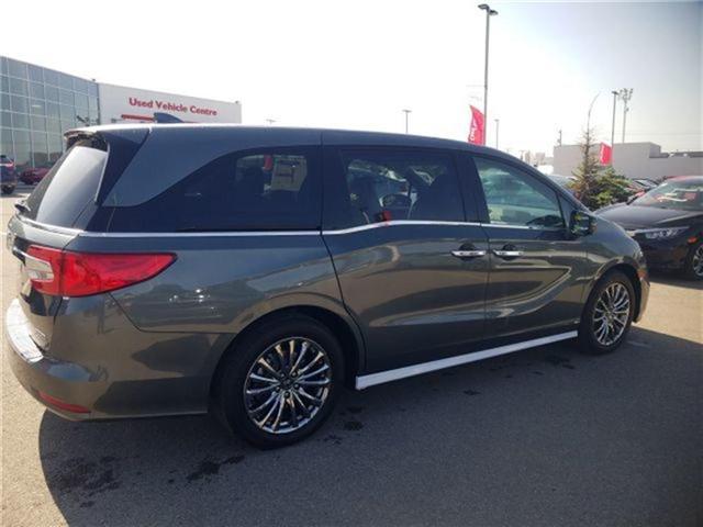 2019 Honda Odyssey Touring (Stk: 2190055) in Calgary - Image 2 of 9