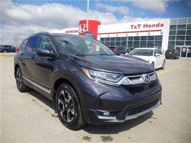 2018 Honda CR-V Touring (Stk: 2181023) in Calgary - Image 1 of 9