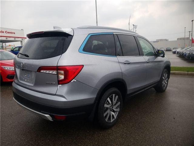 2019 Honda Pilot EX-L Navi (Stk: 2190090) in Calgary - Image 2 of 9