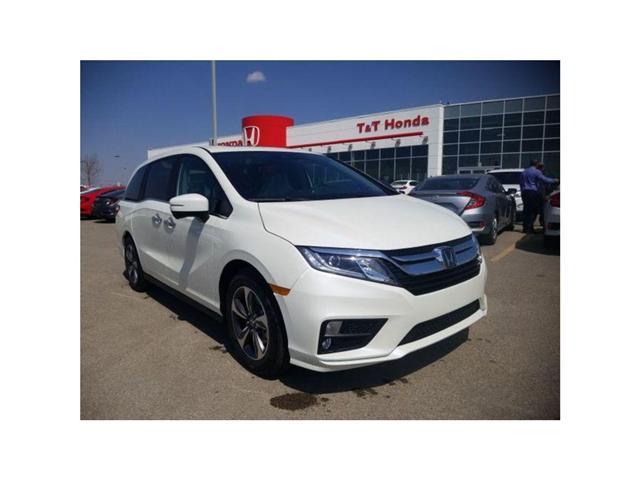 2019 Honda Odyssey EX-L (Stk: 2190105) in Calgary - Image 1 of 9