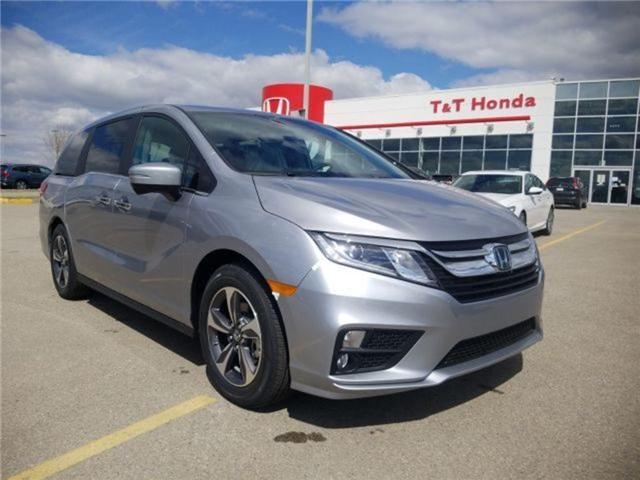 2019 Honda Odyssey EX-L (Stk: 6190120) in Calgary - Image 1 of 9