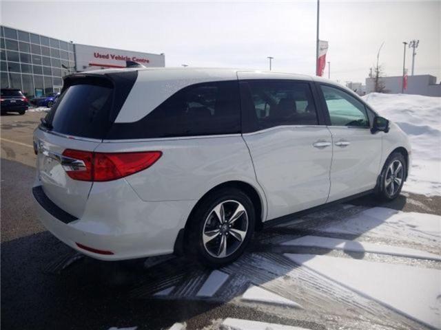 2019 Honda Odyssey EX (Stk: 2190156) in Calgary - Image 2 of 9