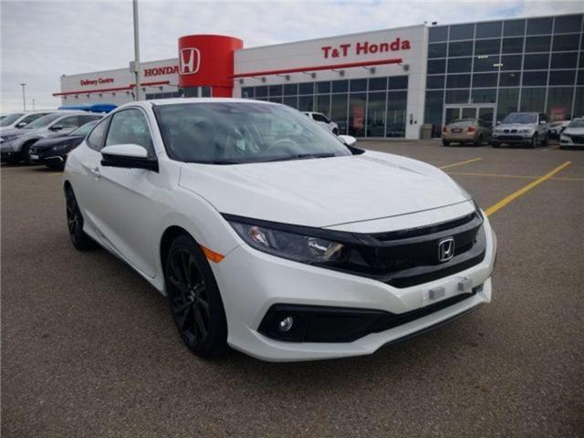 2019 Honda Civic Sport (Stk: 2190189) in Calgary - Image 1 of 9