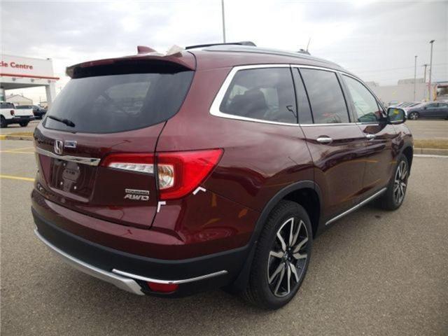 2019 Honda Pilot Touring (Stk: 2190193) in Calgary - Image 2 of 9