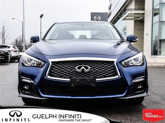 2019 Infiniti Q50 3.0t Signature Edition (Stk: I6879) in Guelph - Image 2 of 23