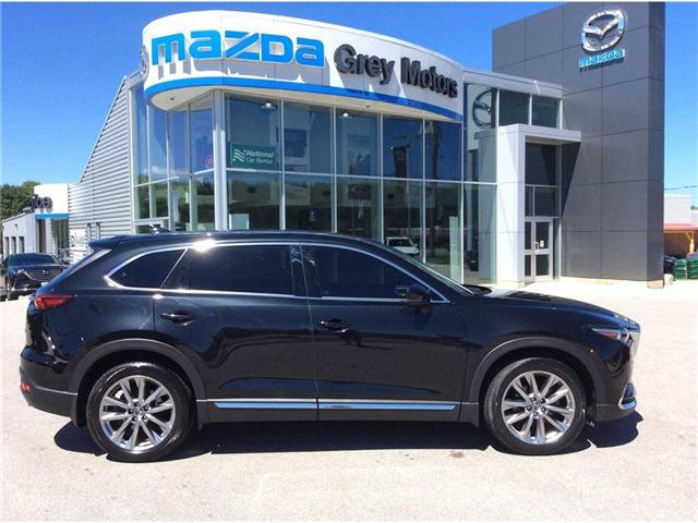 2018 Mazda CX-9 GT (Stk: 18012) in Owen Sound - Image 1 of 20