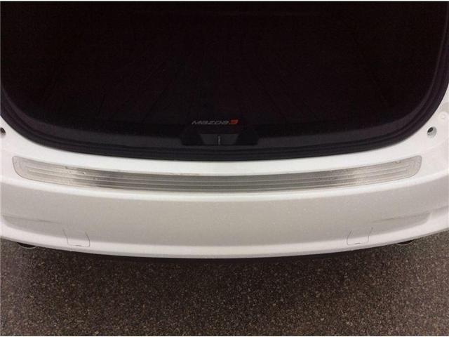 2017 Mazda Mazda3 GT (Stk: 17115) in Owen Sound - Image 13 of 24