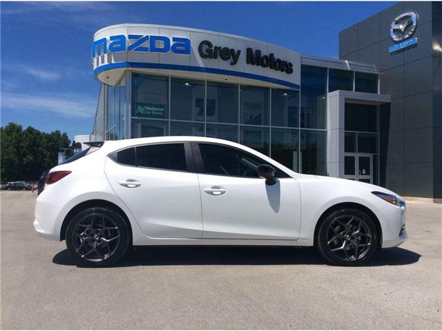 2018 Mazda Mazda3 GS (Stk: 18059) in Owen Sound - Image 1 of 12