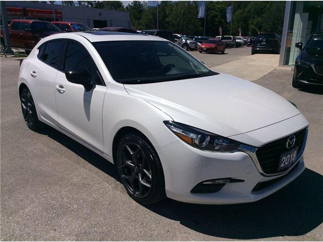 2018 Mazda Mazda3 GS (Stk: 18059) in Owen Sound - Image 2 of 12