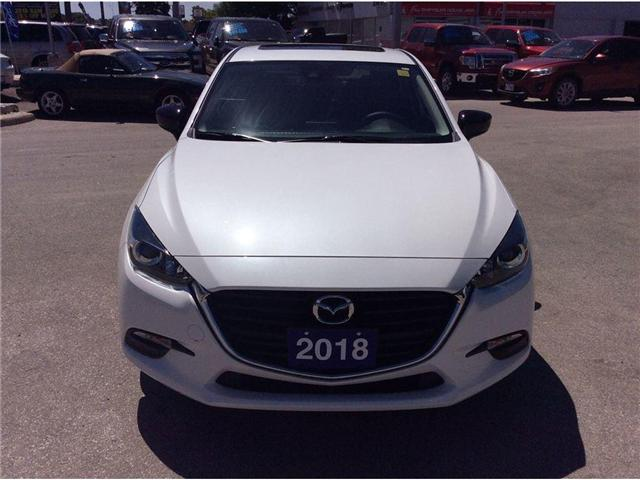2018 Mazda Mazda3 GS (Stk: 18059) in Owen Sound - Image 3 of 12