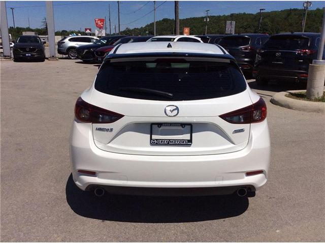 2018 Mazda Mazda3 GS (Stk: 18059) in Owen Sound - Image 7 of 12
