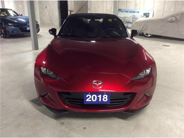 2018 Mazda MX-5 50th Anniversary Edition (Stk: 18072) in Owen Sound - Image 4 of 11
