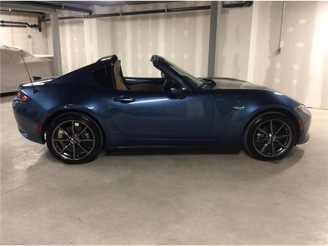 2018 Mazda MX-5 RF GT (Stk: 18122) in Owen Sound - Image 1 of 15